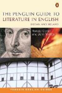 Libro inglese The Penguin Guide to Literature in English: Britain and Ireland Ronald Carter , John McRae