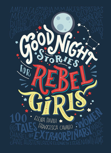Ebook in inglese Good Night Stories for Rebel Girls Cavallo, Francesca , Favilli, Elena
