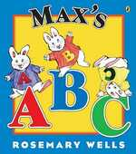 Libro in inglese Max's ABC Rosemary Wells