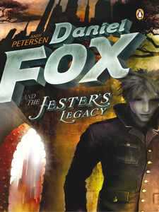 Ebook in inglese Daniel Fox and the Jester's Legacy Peterson, Andy