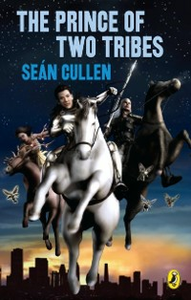 Ebook in inglese Prince of Two Tribes Cullen, Sean
