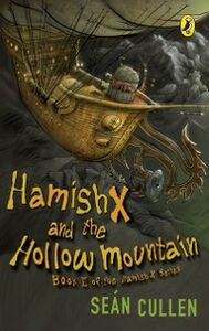 Ebook in inglese Hamish X And The Hollow Mountain Cullen, Sean