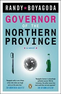 Ebook in inglese Governor Of The Northern Province Boyagoda, Randy