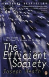 Ebook in inglese Efficient Society Why Canada Is As Close To Utopia As It Gets Heath, Joseph