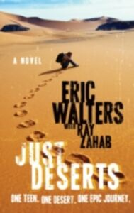 Ebook in inglese Just Deserts Walters, Eric , Zahab, Ray