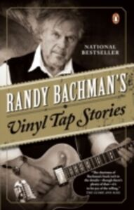 Ebook in inglese Randy Bachman's Vinyl Tap Stories Bachman, Randy
