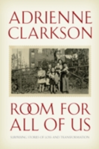 Ebook in inglese Room For All Of Us Clarkson, Adrienne