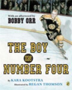 Foto Cover di Boy in Number Four, Ebook inglese di Kara Kootstra, edito da Penguin Canada