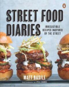 Ebook in inglese Street Food Diaries Basile, Matt