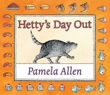 Hetty's Day Out - Pamela Allen - cover