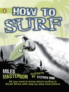 Ebook in inglese How to Surf Masterson, Miles