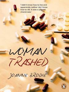 Ebook in inglese Woman, Trashed Brodie, Joanne