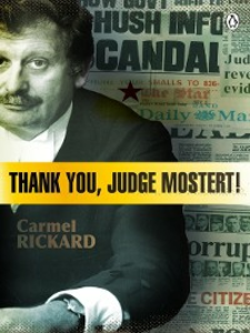Ebook in inglese Thank you, Judge Mostert! Rickard, Carmel