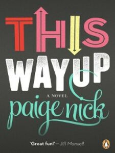 Ebook in inglese This Way Up Nick, Paige