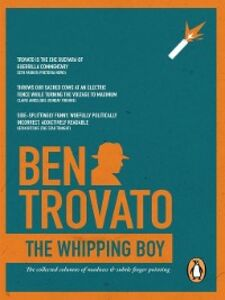 Ebook in inglese The Whipping Boy Trovato, Ben
