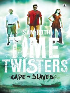 Ebook in inglese Time Twisters--Cape of Slaves Roth, Sam