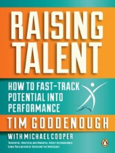 Ebook in inglese Raising Talent Cooper, Michael , Goodenough, Tim
