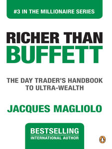 Ebook in inglese Richer than Buffett Magliolo, Jacques