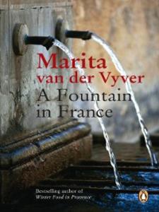 Ebook in inglese A Fountain in France Vyver, Marita van der
