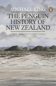 The Penguin History of New Zealand - Michael King - cover