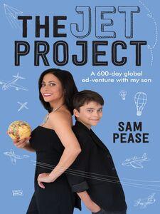Foto Cover di The Jet Project, Ebook inglese di Sam Pease, edito da Penguin Random House New Zealand