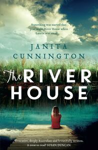 Ebook in inglese The River House Cunnington, Janita