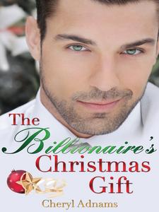 Ebook in inglese The Billionaire's Christmas Gift Adnams, Cheryl
