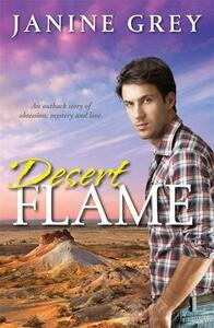 Desert Flame - Janine Grey - cover