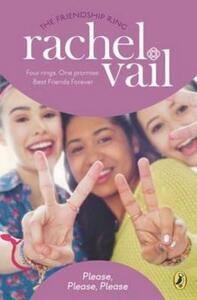 Please, Please, Please - Rachel Vail - cover