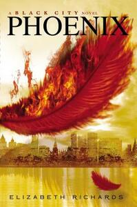 Phoenix: Black City (Book 2) - Elizabeth Richards - cover