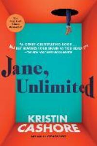 Jane, Unlimited - Kristin Cashore - cover