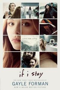 If I Stay - Gayle Forman - cover