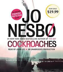Cockroaches: The Second Inspector Harry Hole Novel - Jo Nesbo - cover