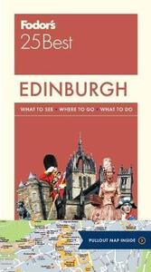 Fodor's Edinburgh 25 Best - Fodor's Travel Guides - cover