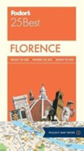 Fodor's Florence 25 Best - Fodor's Travel Guides - cover