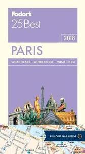 Fodor's Paris 25 Best - Fodor's Travel Guides - cover