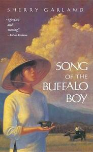 Song of the Buffalo Boy - Sherry Garland - cover