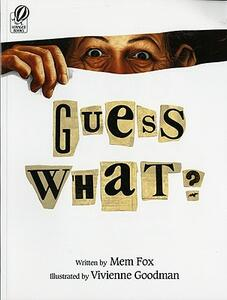 Guess What? - Mem Fox - cover