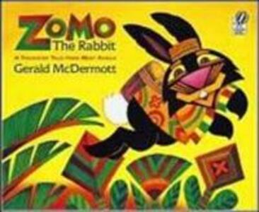 Zomo the Rabbit: A Trickster Tale from West Africa - Gerald McDermott - cover