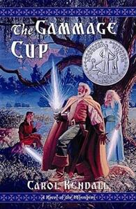 The Gammage Cup - Carol Kendall - cover