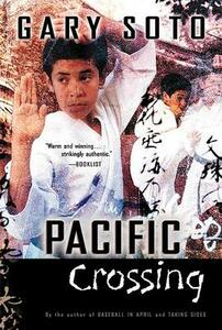 Pacific Crossing - Gary Soto - cover