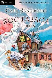 Rootabaga Stories - Carl Sandburg - cover