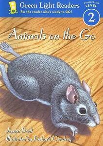 Animals on the Go - Jessica Brett - cover