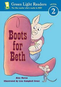 Boots for Beth - Alex Moran - cover