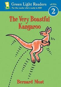 Very Boastful Kangaroo - Bernard Most - cover