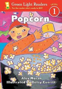 Popcorn - Alex Moran - cover
