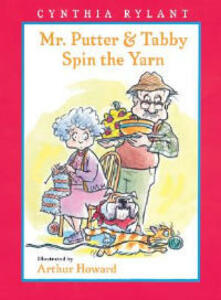 Mr. Putter & Tabby Spin the Yarn - Cynthia Rylant - cover