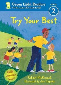 Try Your Best - Robert Mckissack - cover
