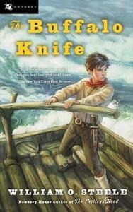 The Buffalo Knife - William O. Steele - cover
