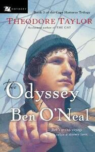 Odyssey of Ben O'neal - Theodore Taylor - cover